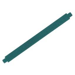 Cuenta DQ Armband Leder dunkel turq.13mm M