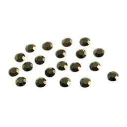 Preciosa crystals MC Flatback strass steen ss20 (4.60-4.80mm) monte carlo