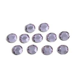 Preciosa crystals MC Flatback Rhinestone ss30 (6.4-6.6mm) alexandrite