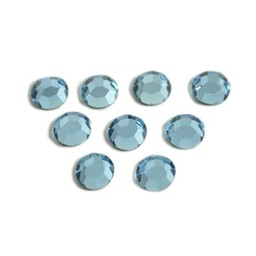 Preciosa crystals MC chaton Rhinestone ss20 (4.60-4.80mm) aqua