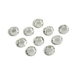 Preciosa crystals MC Flatback Rhinestone ss30 (6.4-6.6mm) crystal