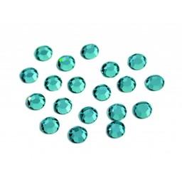 Preciosa crystals MC chaton Strass Steine ss20 (4.60-4.80mm) blue zircon