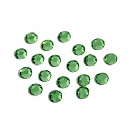 Preciosa crystals MC chaton Strass ss20 (4.60-4.80mm) grüner Turmalin Stein