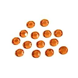 Preciosa crystals MC chaton strass steen ss20 (4.60-4.80mm) oranje
