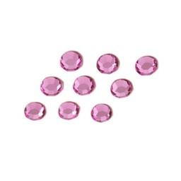 Preciosa crystals MC chaton Rhinestone ss30 (6.4-6.6mm) roze