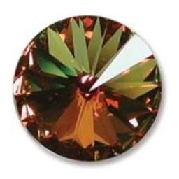 Preciosa crystals MC rivoli 12mm kristal Sahara