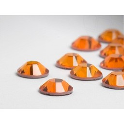 Swarovski elements SS16 Orange