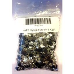 Niiniix ss20 hotfix steentjes crystal per 50 gram