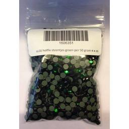 Niiniix ss16 hotfix steentjes groen per 50 gram