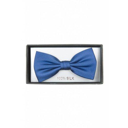 strik zijde in bic blauw