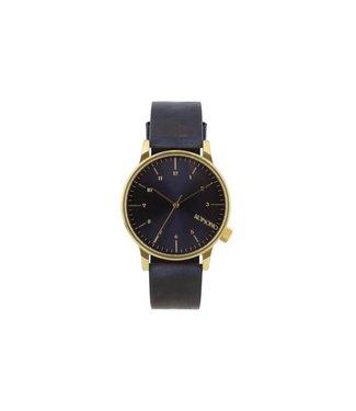 horloge Winston regal blue