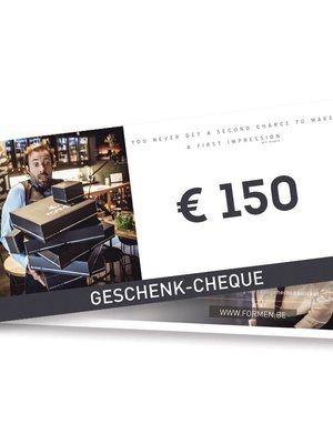 cadeaucheque €150