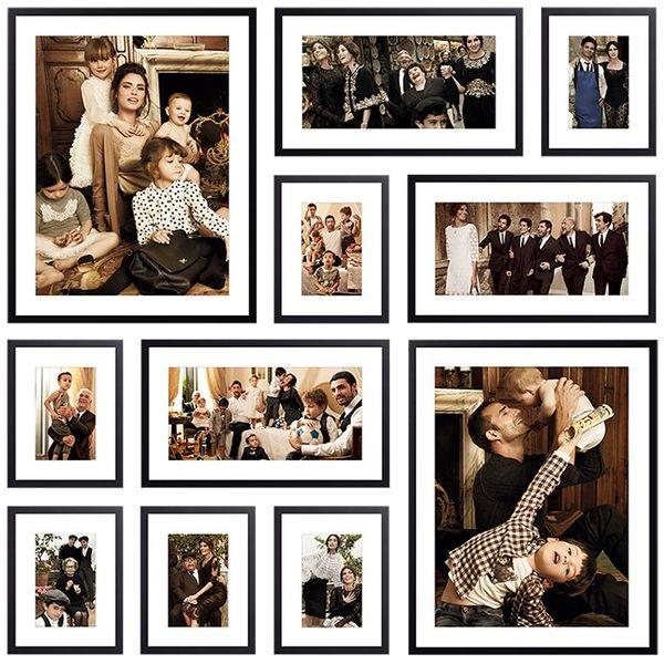 Gallery Frames schwarz