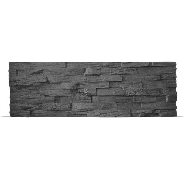 UltraLight Benevento anthracite sample panel 1 piece