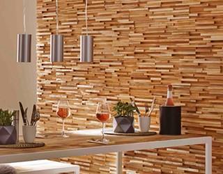 parement mur interieur bois. Black Bedroom Furniture Sets. Home Design Ideas