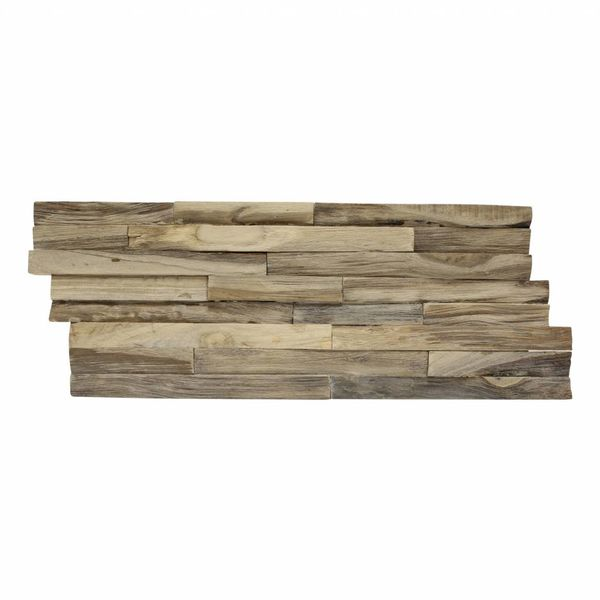 Holzverblender 3D Wood Panel  Rough BG- kein FSC !