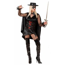 Zorro Kostuum Dames