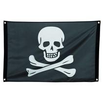 Piratenvlag Deluxe 90cm (E9-5-1)