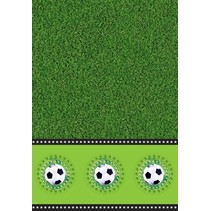 Voetbal Tafelkleed 180x130cm