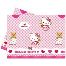 Hello Kitty Tafelkleed 180x120cm (E7-8-1)