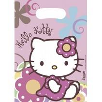 Hello Kitty Uitdeelzakjes Versiering (E7-8-3)