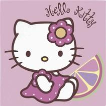 Hello Kitty Servetten Versiering 20 stuks (E7-8-6)