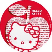 Hello Kitty Borden Party 23cm 10 stuks (E6-3-6)