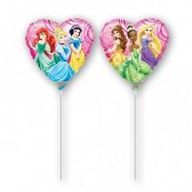 Disney Prinsessen Ballon op stokje 30cm (G15-2-3)