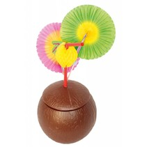Kokosnoot Beker 10cm
