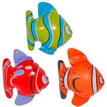 Opblaasbare Vissen 17cm 3 stuks (A21-1-4)