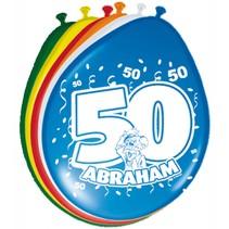 Abraham Ballonnen 30cm 8 stuks