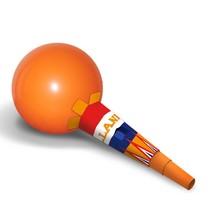 Oranje Sambaballen 2 stuks