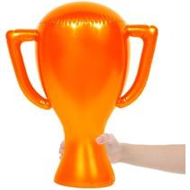 Opblaas Wereldbeker Oranje 45cm (H1-4-5)