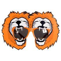 Oranje Bril Leeuw