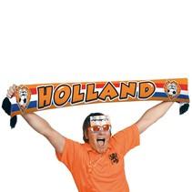 Oranje Sjaal Holland 1,2 meter