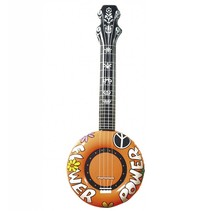 Opblaasbare Banjo 83cm (A20-1-3)