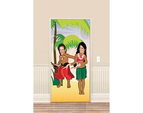 Hawaii Deurdecoratie