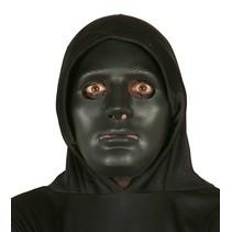 Zwart Masker Deluxe voorkant