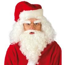 Kerstman Baard en Pruik