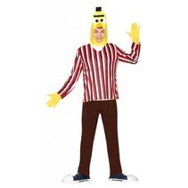 Bert Kostuum Sesamstraat M/L (N10-2-3)