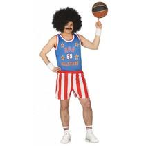 Basketballer Kostuum M/L