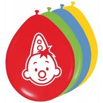 Bumba Ballonnen 30cm 8 stuks (E18-2-4)