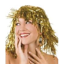 Gouden Pruik Folie