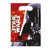 Star Wars Uitdeelzakjes 6 stuks