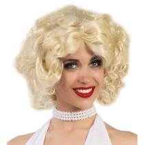 Marilyn Monroe Pruik (K13-3-3)
