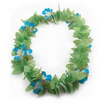 Hawaii Krans Groen/Blauw