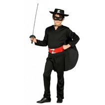 Zorro Kostuum Kind (L8-3-1)