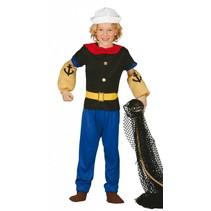 Popeye Kostuum Kind