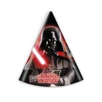 Star Wars Heroes Hoedjes 6 stuks
