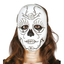 Mexicaans Masker Day of the Dead voorkant